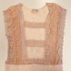 FREE PEOPLE Women's sleeveless blouse | Size XS